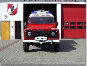 Freiwillige Feuerwehr Kirchschlag In Der Buckligen Welt